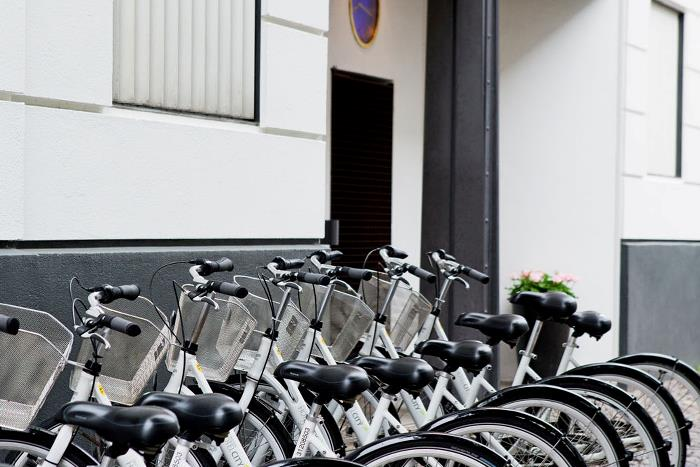 Rent a bike at Best Western Hotel City Copenhagen