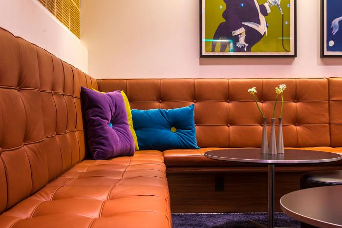 We Have A Large And Comfortable Lounge Area Where You Can Enjoy Our Selection Of Beer Wine Alcohol Snacks As Well Freshly Made Sandwiches