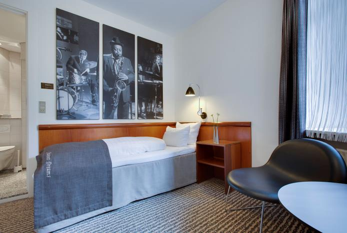 Bestlite bed light Design Hotel City Copenhagen