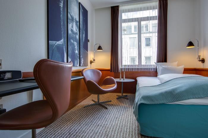 Nordic style at Best Western Hotel City Copenhagen